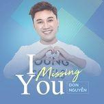 i missing you (single) - don nguyen