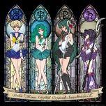 sailor moon crystal ost ii (cd2) - yasuharu takanashi