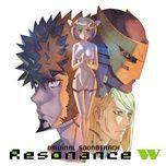 dimension w ost: resonance w (cd2) - go shiina, yoshiaki fujisawa