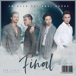 em quen roi phai khong (single) - final band