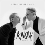 i know (single) - edward duong nguyen, mr. a