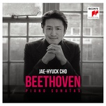 beethoven: sonatas for piano - cho jaehyuk