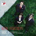 khachaturian trio - khachaturian trio