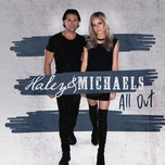 all out (single) - haley & michaels