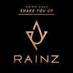 shake you up (mini album) - rainz