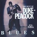 the best of duke-peacock blues - v.a