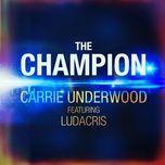 the champion (single) - carrie underwood, ludacris