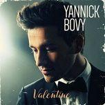 valentine (single) - yannick bovy