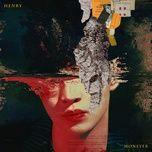 monster (single) - henry (super junior-m)