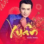 xuan (single) - khac minh