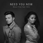 need you now (single) - shane filan, sitti