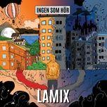 ingen som hor (ep) - lamix