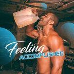 feeling accomplished - v.a