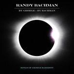 here comes the sun (single) - randy bachman