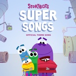 storybots super songs (official theme song) (single) - storybots