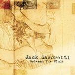 between the minds - jack savoretti