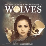 wolves (owen norton remix) (single) - selena gomez, marshmello