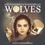 wolves (owen norton remix) (single) - selena gomez, marshmello