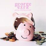 pretty shining people (single) - george ezra