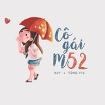 co gai m52 (single) - huyr, tung viu