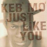 just like you - keb' mo'