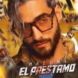el prestamo (single) - maluma