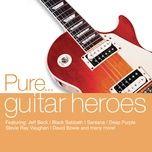 pure... guitar heroes - v.a