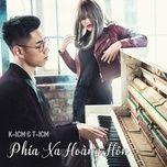 phia xa hoang hon (single) - k-icm, t-icm
