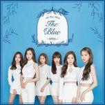 the blue (5th mini album) - april