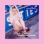 saved by the summer (shura remix) (single) - maja francis