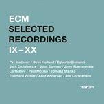 selected recordings ix - xx - v.a