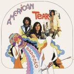 branded bad - american tears