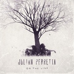 on the line (single) - julian perretta