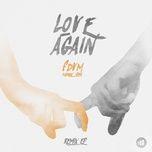 love again (remixes ep) - fdvm, cayo