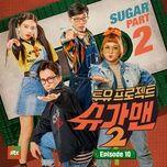 two yoo project - sugar man 2 part. 10 (single) - gb9, davichi