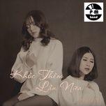 khoc them lan nua cover (single) - p.m band