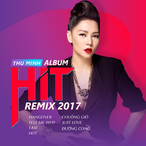 Album Hit Remix Thu Minh