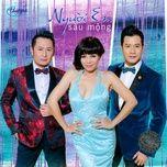 nguoi em sau mong (thuy nga cd 594) - v.a