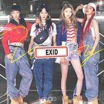 lady (single) - exid