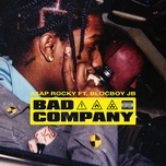 bad company (single) - a$ap rocky, blocboy jb