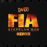 fia (remix) (single) - davido, stefflon don