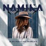 je ne parle pas francais (single) - namika
