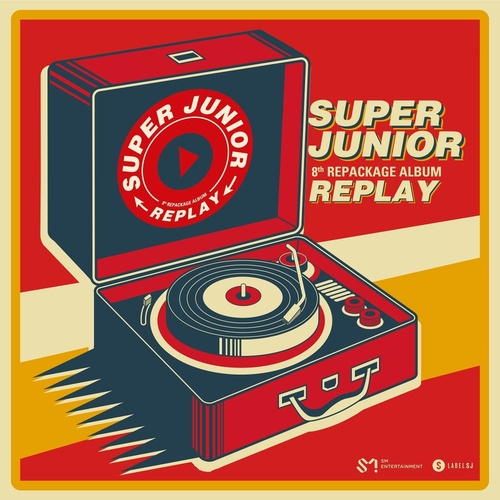 Replay - The 8th Repackage Album - Super Junior - NhacCuaTui