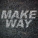 make way (single) - aloe blacc
