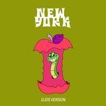 new york (djds version) (single) - st. vincent
