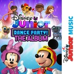 disney junior music dance party! the album - v.a
