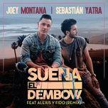 suena el dembow (remix) (single) - joey montana