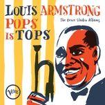 sweet lorraine (single) - louis armstrong