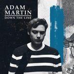 down the line (ep) - adam martin