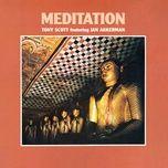 meditation - tony scott